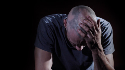 Bald Patches, Alopecia on Head
