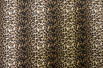 Foto op Aluminium Luipaard wild animal pattern background or texture