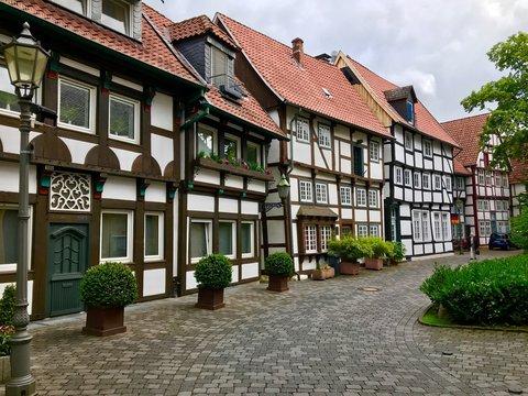 Historischer Stadtkern Gütersloh in Gütersloh (Nordrhein-Westfalen)
