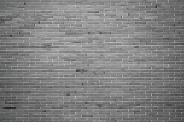 Green brick grey tile