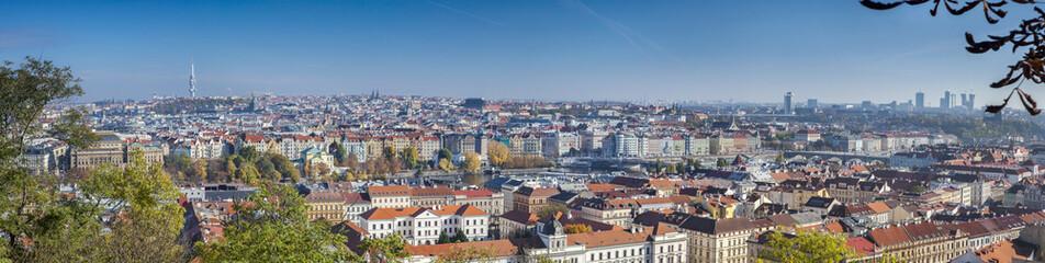 Foto op Canvas Prague, city views, excursions, travel, cityscape