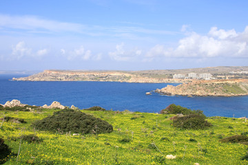 Malta, Golden bay