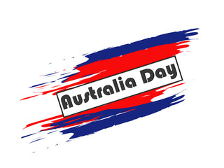 nice and beautiful abstract or poster for Australia Day or 26th of January with nice and creative design illustration.