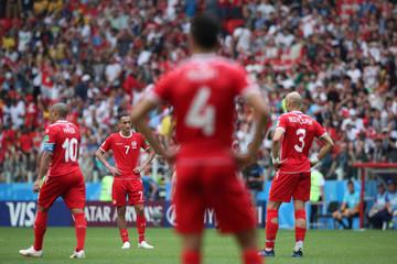 World Cup - Group G - Belgium vs Tunisia