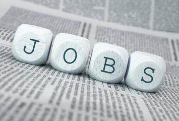 Jobs in Zeitung