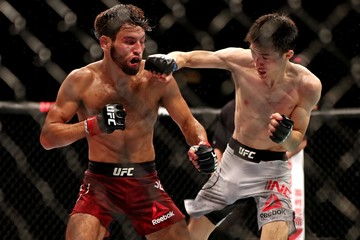 MMA: UFC Fight Night-Singapore- Schnell vs Inoue