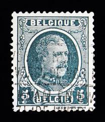 King Albert I - type Houyoux serie, circa 1922