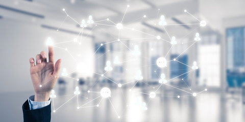 Modern wireless technologies for business and connecting people