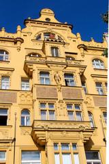 Palazzo in Prag
