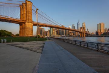 Manhattan, Brooklyn bridge park