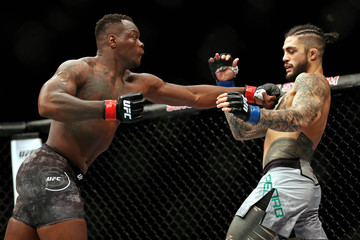 MMA: UFC Fight Night-Singapore-Saint Preux vs Pedro