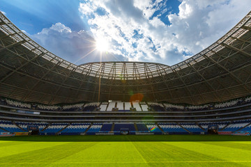 football stadium for world cup 2018 in Russia