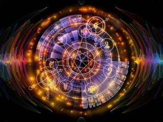 Speed of Mystic Circle