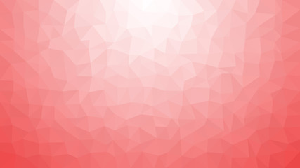 Light Red Low Poly Vector Background