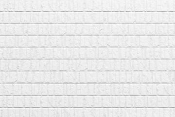 Modern white stone wall pattern and background