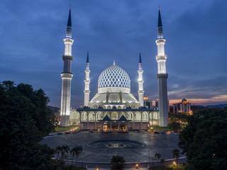 Masjid Sultan Salahuddin Abdul Aziz Shah in Malaysia