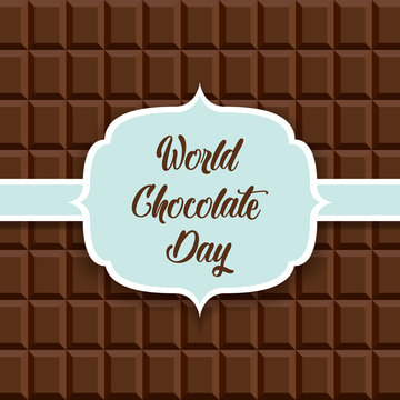 Happy World Chocolate Day