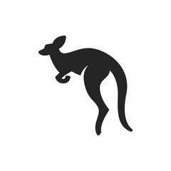 Australian kangaroo icon