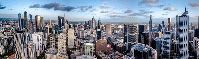 Aerial Panorama Drone Melbourne