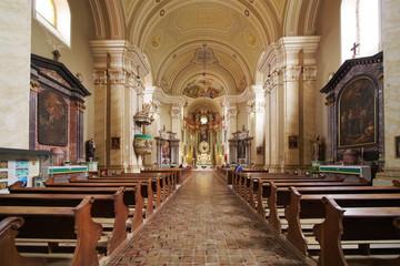 Maria Radna Franciscan Monastery in Arad, Romania , Europe