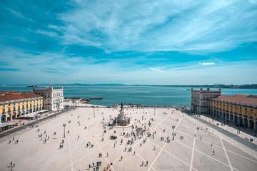 Praça do Comércio, Lisbon, Portugal Fotomurales
