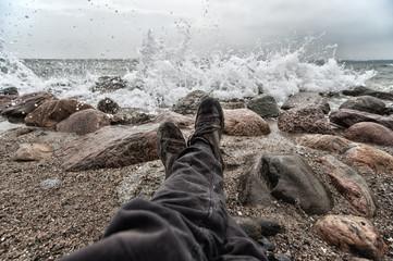 wave - storm