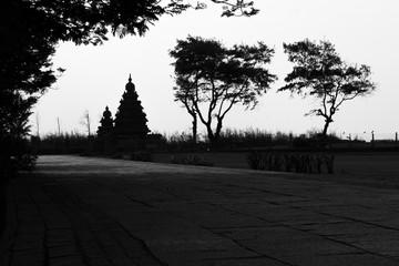 mahabhalipuram seashore temple