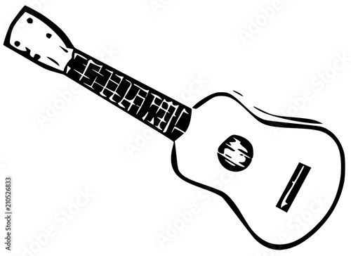 guitar vector art retro image stock image and royalty free vector rh fotolia com bass guitar vector art acoustic guitar vector art