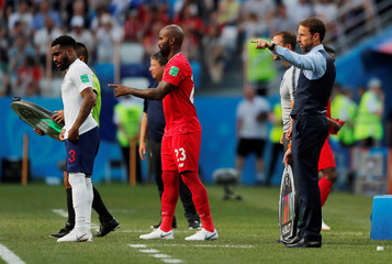 World Cup - Group G - England vs Panama