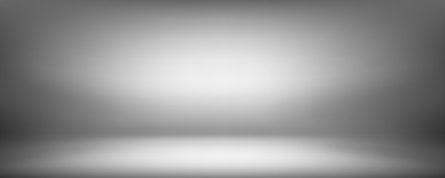 gray background, black and grey abstract wall and studio room, can be used present your product