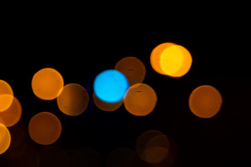Bokeh Lighting