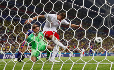 World Cup - Group H - Poland vs Colombia