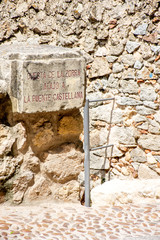 Lugares de Segovia