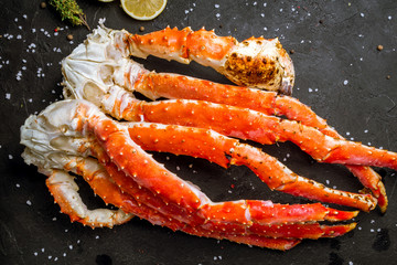 King crab claws