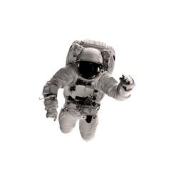 Deurstickers Nasa astronaut