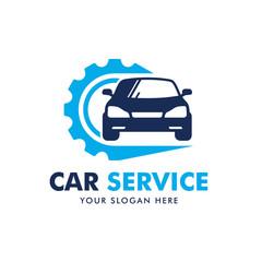Car Service Logo Vector