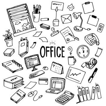 Office Illustration Pack