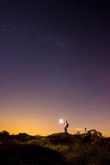 Stars Via Lactea