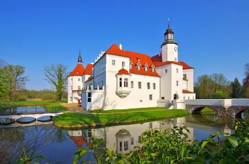 Fuerstlich Drehna Schloss - Fuerstlich Drehna palace in Brandenburg