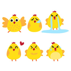 chick character design