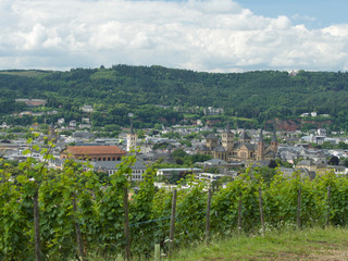 Wein & Altertum in Trier