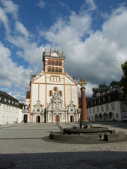 Benediktinerabtei Kirche St. Matthias