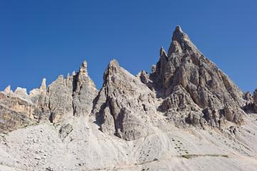 Paternkofel in den Sextener Dolomiten