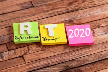 post-it acronyme : RT 2020