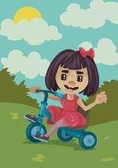 Pedal for fun