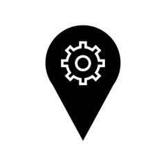 Placeholder icon vector icon. Simple element illustration. Placeholder symbol design. Can be used for web and mobile.