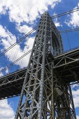 Different angles of George Washington Bridge