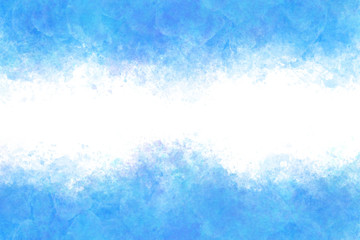 氷 水 夏 水彩 背景