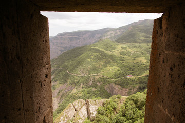 Tatev armenian monastery