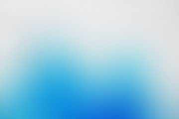Gradient abstract background blue sky, ice, ink, texture with copy space